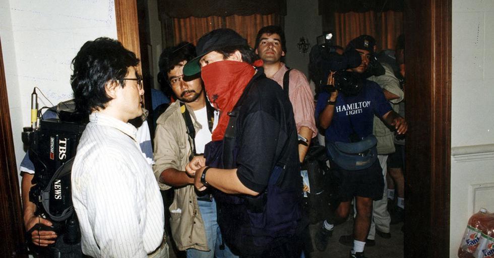 Operación Chavín de Huantar : 17 años después del rescate  - 8