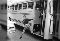 Así iban al colegio los niños en 1964: zapatos de charol, peinado con gomina y sin mascarillas