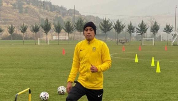 Christian Cueva no entrena con el primer equipo de Yeni Malatyaspor. (Foto: Difusión)