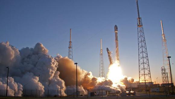 SpaceX lanzó con éxito satélite que vigilará actividad solar