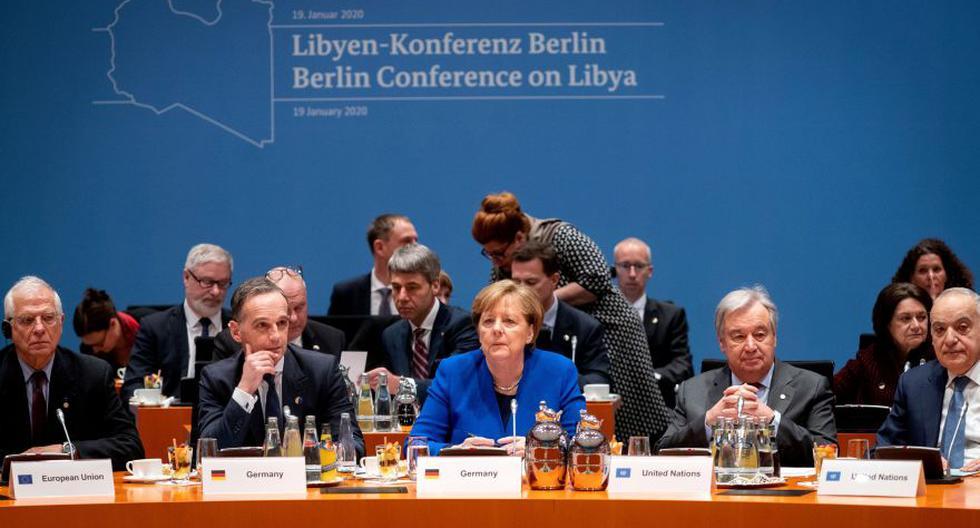 El objetivo principal de esta cumbre bajo los auspicios de la ONU es poner fin a las múltiples interferencias extranjeras en Libia y abrir una vía a la paz. (Foto: Reuters)