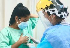 Realizan despistajes clínicos de cáncer de mama en Cercado de Lima y Pueblo Libre