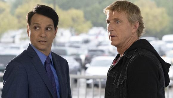 """Daniel y Johnny unirán fuerzas contra Kreese en la cuarta temporada de """"Cobra Kai"""" (Foto: Netflix)"""