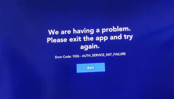 Conoce cómo solucionar el error código 1026 de Disney Plus. (Foto: Disney)