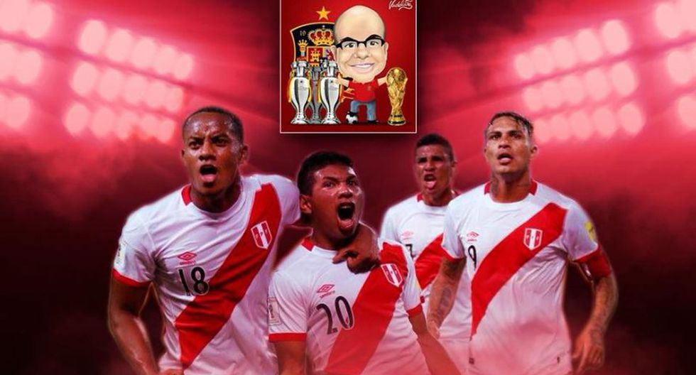 Facebook: Mister Chip explica por qué Perú es 'Campeón Mundial'. (Foto: Facebook Mister Chip)