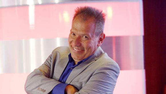El presentador de televisión fue entrevistado por un programa de YouTube y reveló algunos pasajes de su vida en la televisión.  (Foto: GEC)