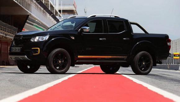 Los cambios realizados en la Renault Alaskan solo están presentes en su apartado estético. (Foto: Renault).