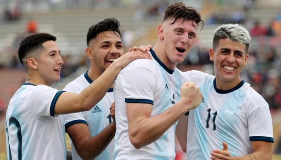 Argentina debuta en Tokio 2020 ante Australia.