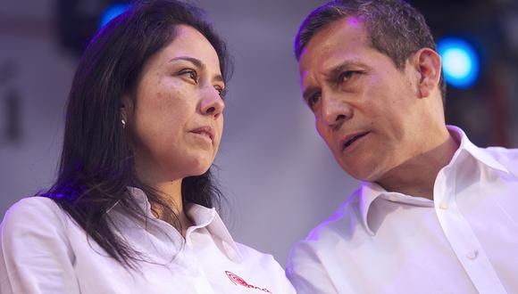 Ollanta Humala y Nadine Heredia fueron acusados del delito de lavado de activos a raíz de la investigación a los aportes de campaña del 2011. (Foto: GEC)