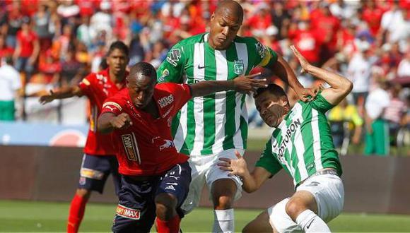 Medellín empató 2-2 ante Atlético Nacional por Liga Águila