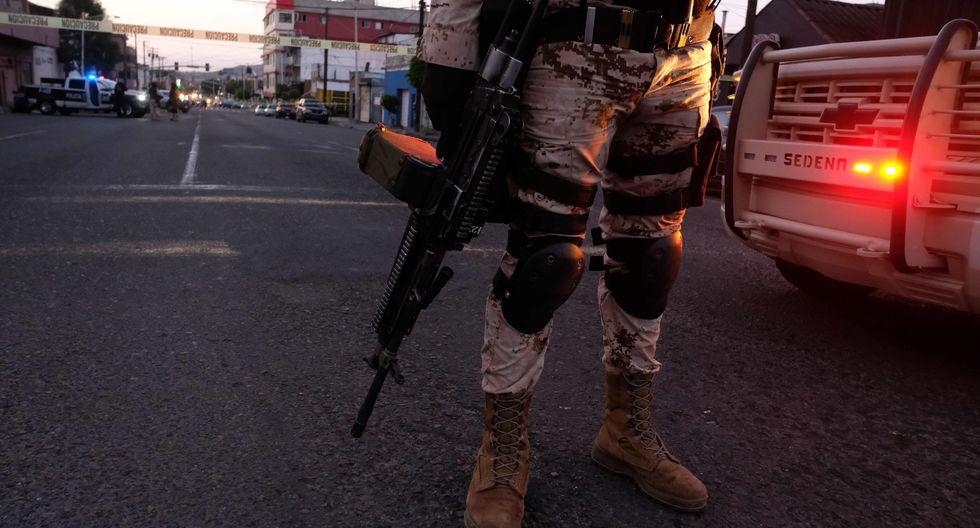 México: Soldados mexicanos desarman a militares de Estados Unidos en Texas; Donald Trump anuncia envío de tropas. (Foto referencial, AFP).