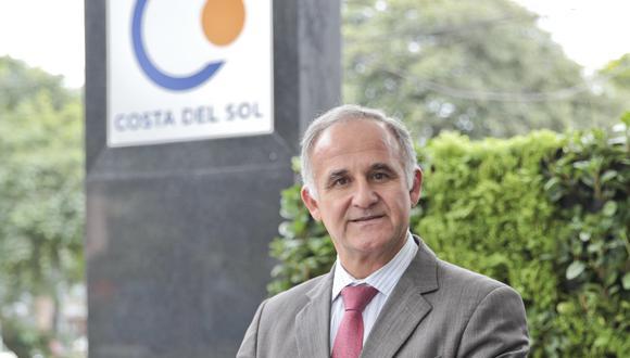 Mario Mustafá, gerente general de la cadena hotelera Costa del Sol, estima que el retorno a la cuarentena focalizada los ha afectado. Ahora estiman que en el segundo semestre se alcance un 28% de las ventas que tenían estimadas en un principio.