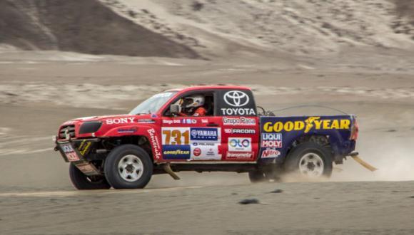 Duro 4x4 se coronó campeón de la Copa Inka Off Road