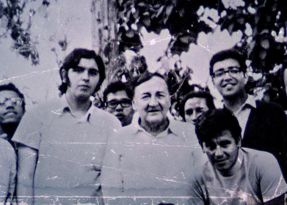 Alan García: así fueron sus primeros pasos en el partido de la estrella.