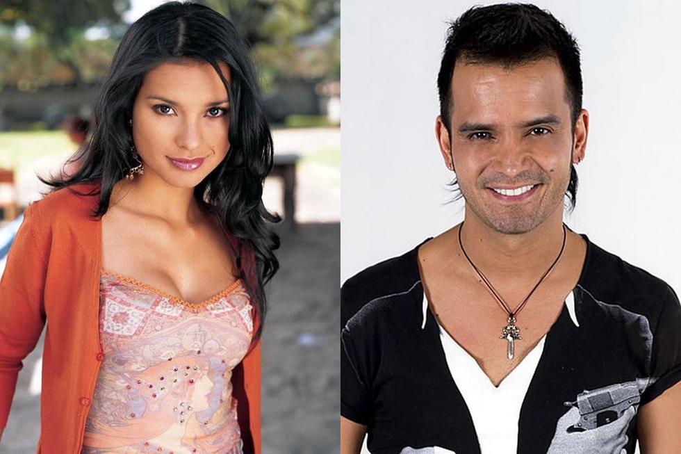Uno de los primeros amores de Paola Rey fue el también actor Jorge Cárdenas, con quien incluso pensó casarse (Foto: Telemundo / RCN)