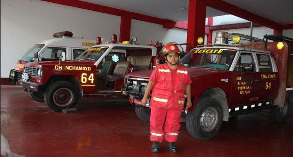 Chanchamayo contará con nuevos vehículos para los bomberos - 2