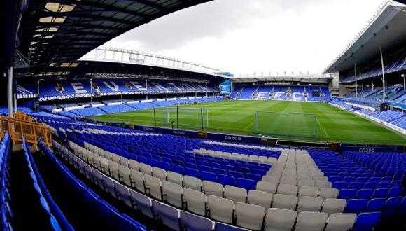 Everton reportó el lunes la suspensión del futbolista involucrado, pero no reveló su identidad. (Foto: Everton FC)