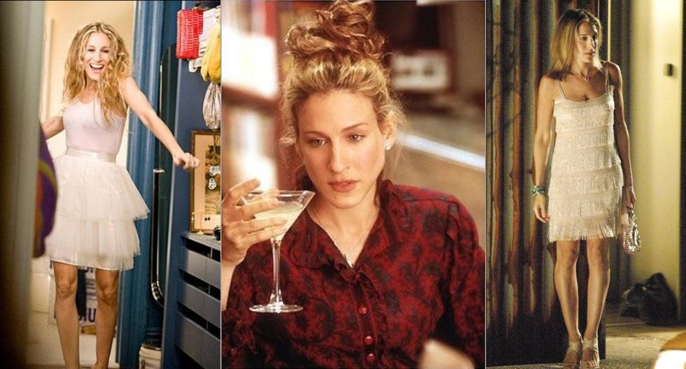 Hace poco más de veinte años Sarah Jessica Parker se encargó de dar vida a uno de los personajes más fashionistas de la relevisión: Carrie Bradshaw. En esta galería, recordamos algunos de sus looks más resaltantes, en el marco del cumpleaños número 55 de la actriz. (Fotos: Difusión)