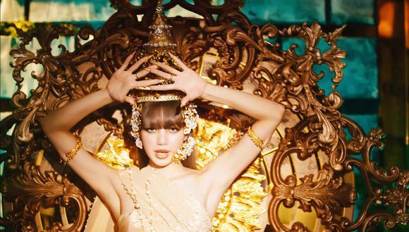 Lisa Manoban de BLACKPINK ha logrado romper un importante récord de YouTube luego de 24 horas del lanzamiento de su sencillo 'LALISA'. (Foto: Captura YouTube)