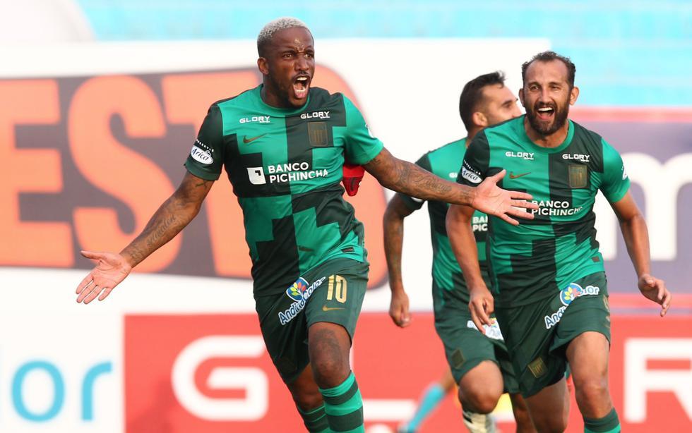 Volvió con gol: las mejores postales del debut de Jefferson Farfán con Alianza Lima en 2021 | Foto: Liga Profesional de Fútbol