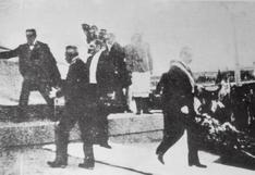 Francisco Bolognesi y la historia del polémico monumento que se levantó en 1905