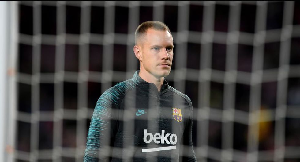 Barcelona: Marc-André ter Stegen. (Foto: AFP)