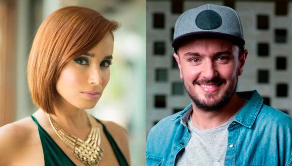 Majida Issa y Andrés Sandoval tuvieron un noviazgo de cuatro años que terminó muy mal (Foto: Telemundo / RCN)