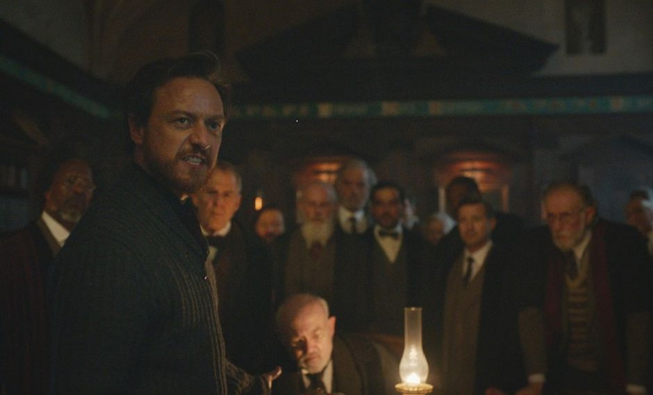 James McAvoy interpretará a Lord Asriel en His Dark Materials (Foto: HBO)