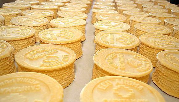 Exportación de queso peruano se incrementó más de 350% el 2015