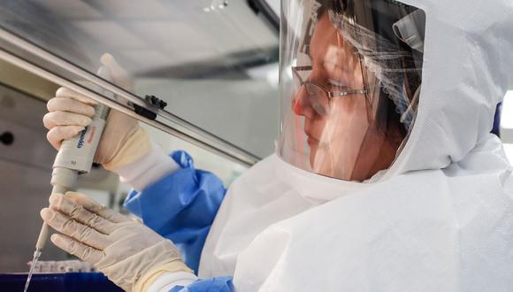 El INS es la única entidad oficial y autorizada para el procesamiento de las muestras y entrega de resultados en el Perú. (Foto: Andina)