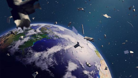 La ONU alerta de que la basura espacial amenaza las comunicaciones terrestres. (Foto: Getty Images)