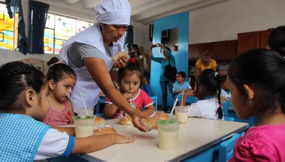 La medida busca impulsar programas sociales, como Qali Warma. (Foto: GEC)