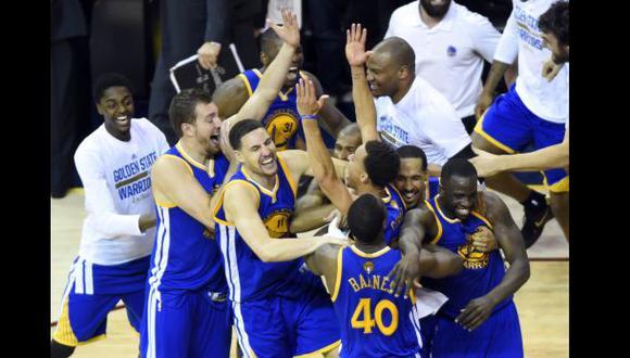 Golden State Warriors: cinco claves de su título en la NBA