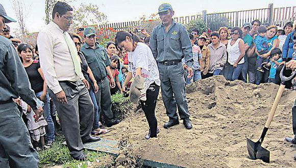 Hija de Ezequiel Nolasco ya cuenta con protección policial