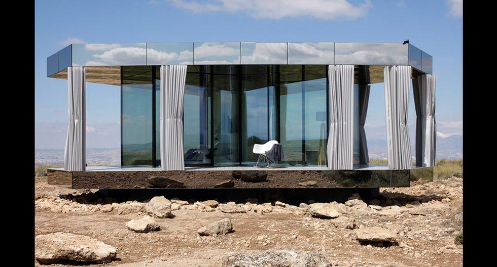 Asimismo, la casa es autoeficiente con sistema de filtrado de agua, producción de energía y paneles solares. (Foto: Difusión)