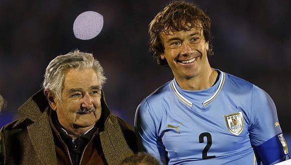 """Mujica: """"Los de la FIFA son una manga de viejos hijos de puta"""""""