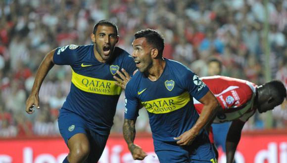 Boca Juniors derrotó este viernes como visitante por 3-1 a Unión de Santa Fe y se afirmó en el tercer escalón del torneo argentino. (Foto: @MundoBoca_net)
