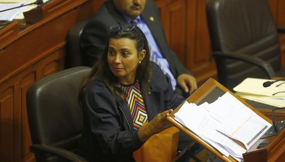 Karla Schaefer consideró que la denuncia contra el fiscal de la Nación debe continuar a pesar de las críticas que ha recibido. (Foto: Archivo El Comercio)