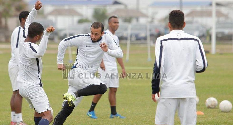 Reimond Manco se pone a punto para debutar con Alianza Lima - 12