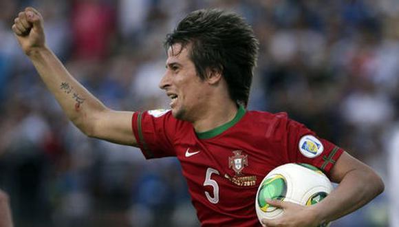 Portugal teme que la lesión de Fabio Coentrao sea complicada