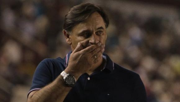 El técnico de Alianza Lima preparará al equipo pensando en la Liga 2 | Foto: Liga de fútbol profesional