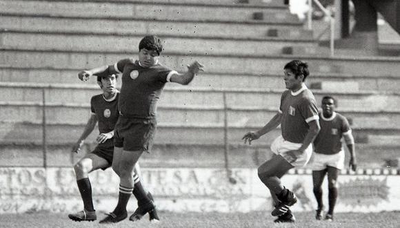 En el último amistoso previo al debut mundialista, el 'Cholo' Sotil brilló y convirtió dos goles ante Calzados Durand que tenía a jugadores fuera de forma. (Foto: PRENSMART).