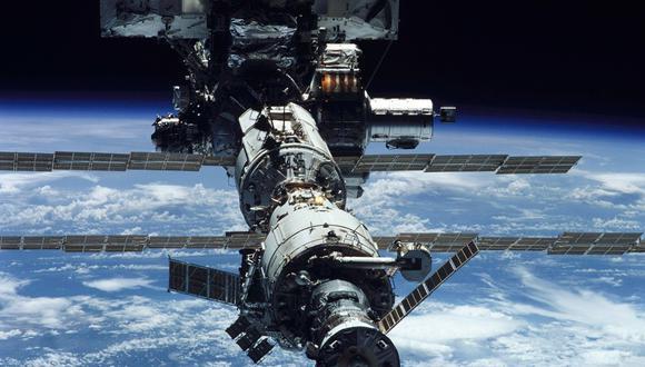 Imagen de la Estación Espacial Internacional. (NASA)