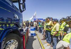 Mira cómo eligió la zona sur del país a su mejor camionero