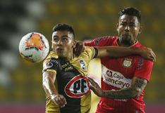 Sport Huancayo empató 0-0 ante Coquimbo Unido en Chile por la Copa Sudamericana