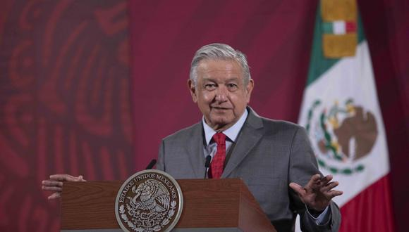 El presidente de México, Andrés Manuel López Obrador. (AFP).