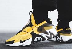 Nike Adapt Huarache: las zapatillas que se atan solas