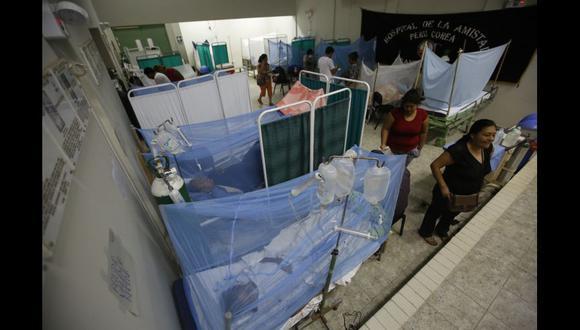 Piura: casos confirmados de dengue aumentan a 932
