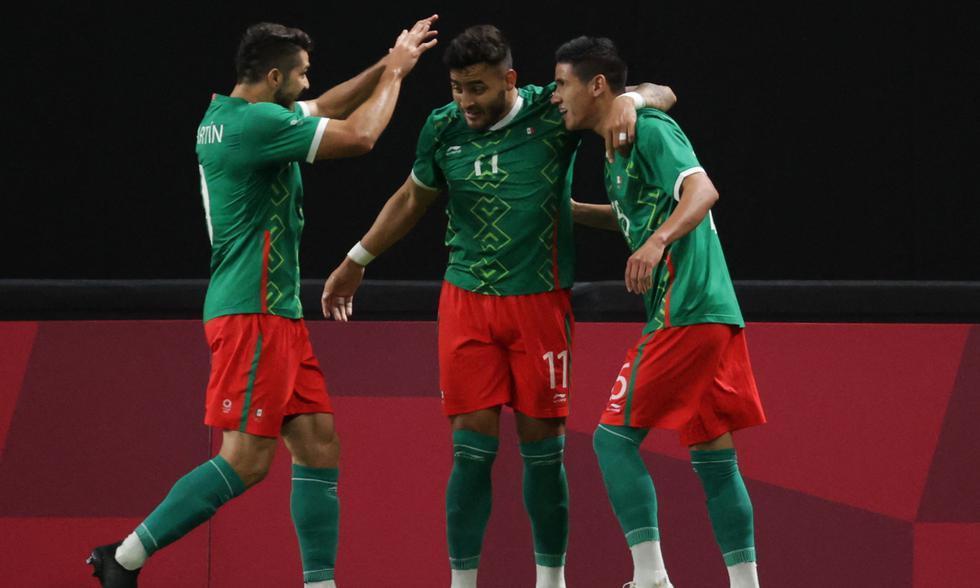 Resultado México vs. Sudáfrica por Tokio 2020: goles, resumen y resultado  del partido | Cómo quedó México hoy en los Juegos Olímpicos | MÉXICO | mx |  DEPORTE-TOTAL | EL COMERCIO PERÚ