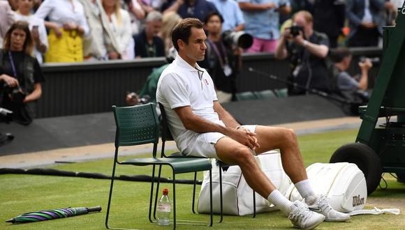 Roger Federer es el más perjudicado tras la cancelación de Wimbledon. (Foto: AFP)